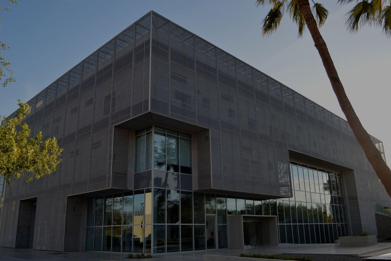 Edificio del Centro de Excelencia en Competitividad y Emprendimiento