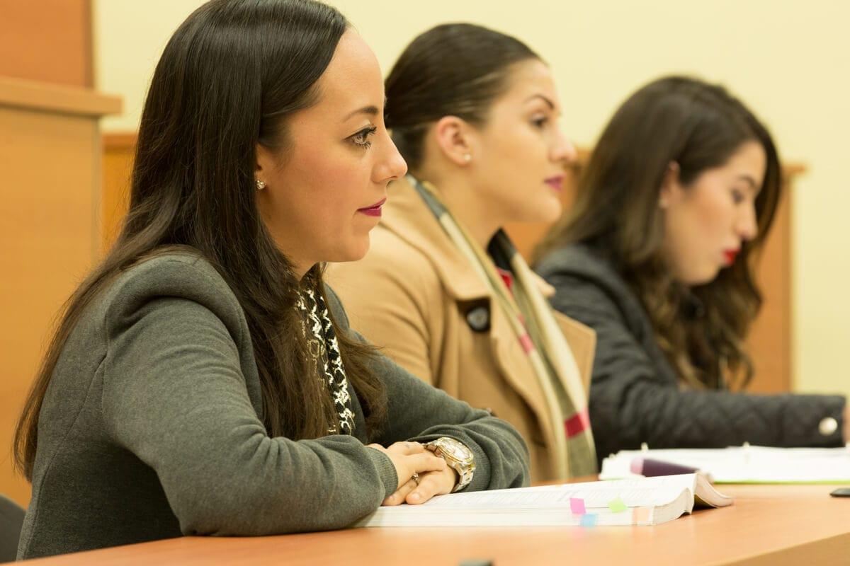 Estudiantes de Posgrado de la Maestría en Administración de Negocios