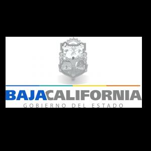 Logo de Gobierno del Estado de Baja California