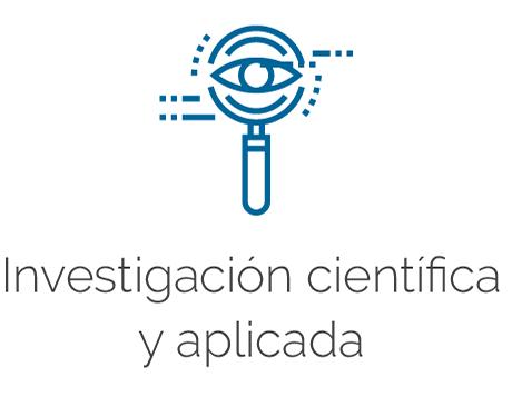 Logo y título de Investigación Científica Aplicada