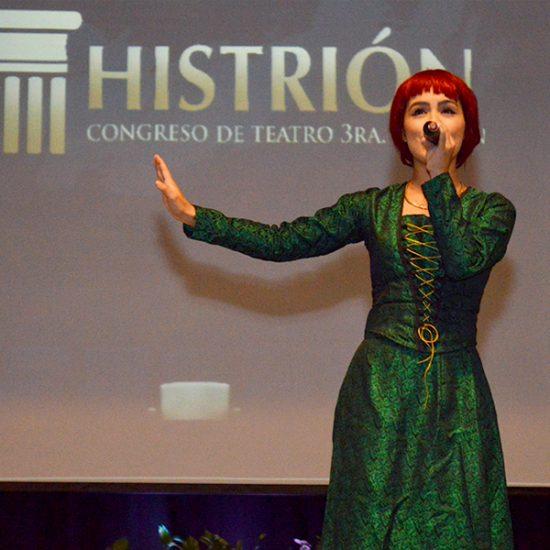 Congreso Histrión