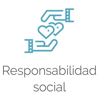 Logo y título de Responsabilidad Social