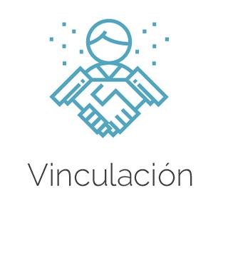 Logo y título de Vinculación