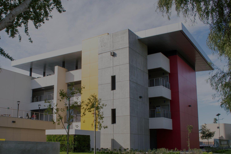 Edificio de profesional de CETYS Universidad, Campus Mexicali