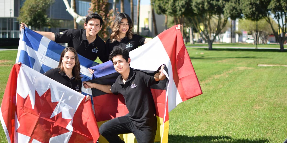 Bachillerato biligüe, CETYS Universidad
