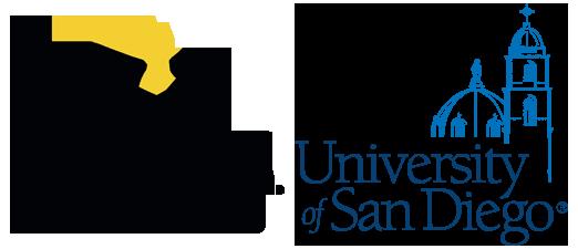 Logos CETYS Universidad y University of San Diego