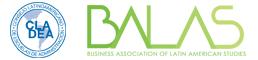 Logo CLADEA y BALAS