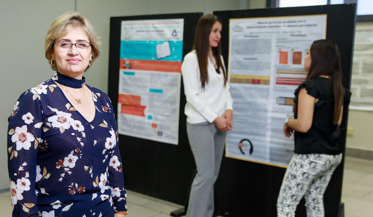 Estudiantes de la Maestría en Neuropsicología